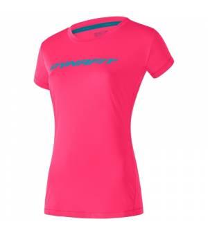 Dynafit Traverse W T-shirt Fluo Pink tričko