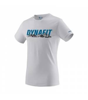 Dynafit Graphic Cotton M T-shirt Nimbus/Skyline tričko