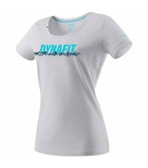 Dynafit Graphic Cotton W T-Shirt nimbus/skyline tričko