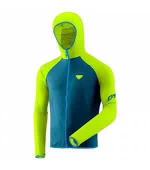 Dynafit Alpine Wind M Jacket fluo yellow bunda