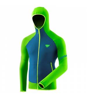 Dynafit Transalper Light Polartec M Hoody Lambo Green mikina