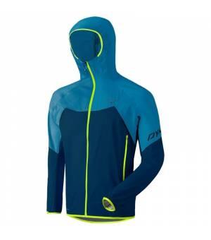 Dynafit Transalper Light 3L M Jacket mykonos blue bunda