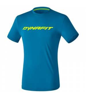 Dynafit Traverse M T-Shirt mykonos blue tričko
