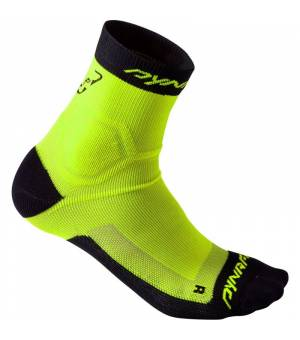 Dynafit Alpine Short Sock fluo yellow ponožky