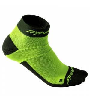 Dynafit Vertical Mesh Footie fluo yellow ponožky