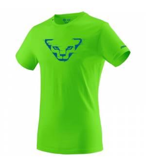 Dynafit Graphic Cotton M T-shirt lambo green/grunge tričko