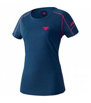 Dynafit Transalper W T-Shirt poseidon melange tričko