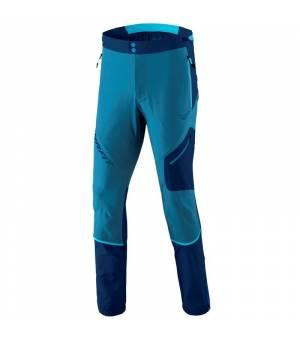 Dynafit Transalper Dynastretch M Pant mykonos blue nohavice