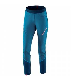 Dynafit Transalper Hybrid W Pants mykonos blue nohavice