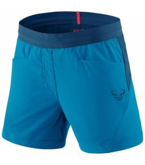 Dynafit Transalper Hybrid W Shorts mykonos blue kraťasy