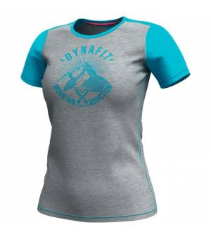 Dynafit Transalper Light W T-Shirt silvretta/since 1950 tričko