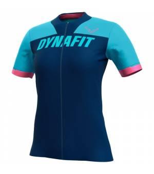 Dynafit Ride Full Zip W T-Shirt silvretta tričko