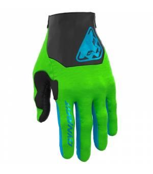 Dynafit Ride Gloves lambo green rukavice