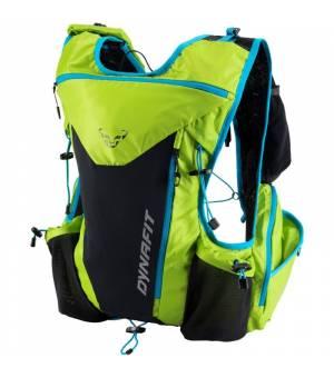 Dynafit Enduro 12l Backpack lambo green/methyl blue