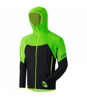 Dynafit Transalper Light 3L M Jacket lambo green bunda