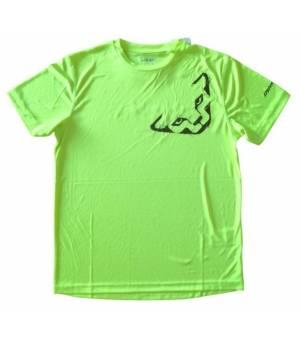 Dynafit Traverse Promo M T-Shirt fluo yellow tričko