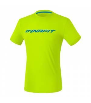 Dynafit Traverse M T-shirt fluo yellow tričko