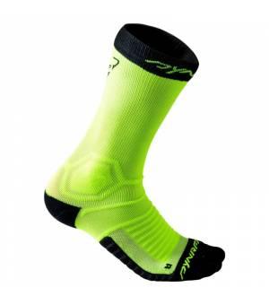 Dynafit Ultra Cushion Sock fluo yellow ponožky
