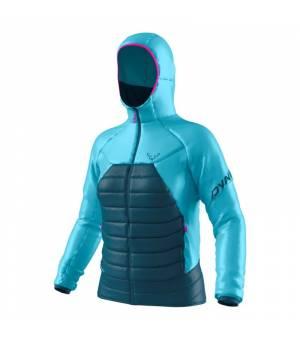 Dynafit Radical Primaloft Hooded W Jacket silvretta bunda