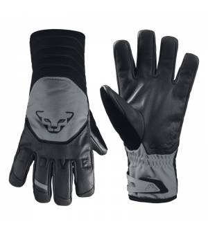 Dynafit FT Leather Gloves black out rukavice