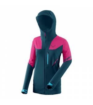 Dynafit Mercury Pro W Jacket petrol bunda