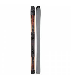Dynafit Seven Summits Ski Set grey/red 20/21
