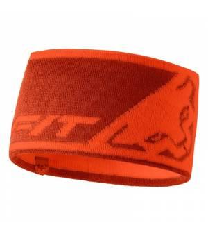 Dynafit Leopard Logo Headband dawn čelenka