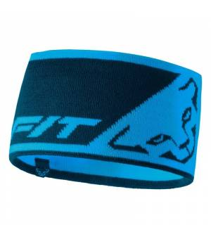 Dynafit Leopard Logo Headband frost čelenka