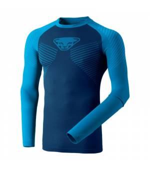 Dynafit Speed Dryarn M Longsleeve methyl blue tričko