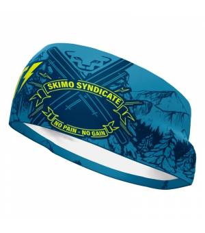 Dynafit Graphic Performance Headband reef/skimo čelenka
