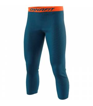 Dynafit Tour Light Merino 3/4 M Tights petrol legíny