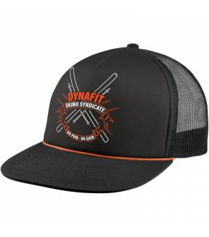 Dynafit Graphic Trucker Cap black out/skimo šiltovka