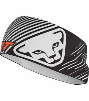 Dynafit Graphic Performance Headband black out/ striped čelenka