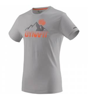 Dynafit Transalper Graphic M T-Shirt alloy/synthwave tričko