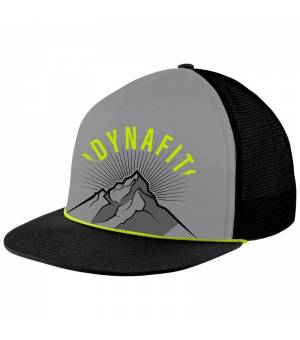 Dynafit Graphic Trucker Cap quiet shade/peak šiltovka