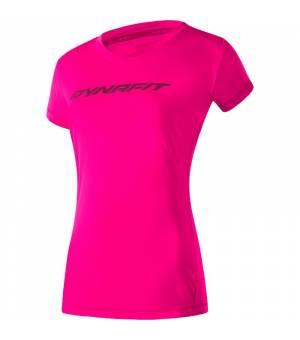 Dynafit Traverse W T-Shirt pink glo tričko