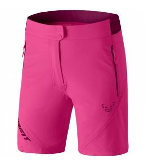 Dynafit Transalper Light Dynastretch W Shorts flamingo kraťasy