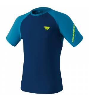 Dynafit Alpine Pro M T-Shirt mykonos blue tričko