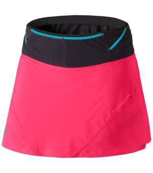 Dynafit Ultra 2in1 W Skirt fluo pink sukňa
