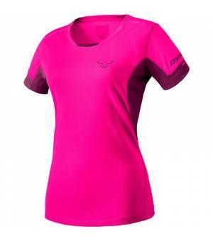 Dynafit Vert  2.0 W T-Shirt pink glo tričko