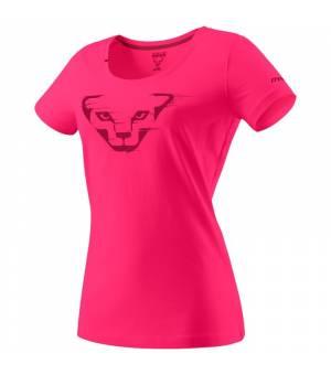 Dynafit Graphic Cotton W T-Shirt lipstick/grunge tričko
