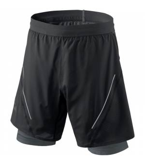 Dynafit Alpine Pro 2in1 Shorts 2.0 M black out kraťasy
