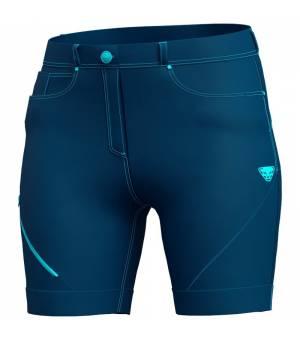 Dynafit Transalper Dynastretch W Jeans Shorts poseidon kraťasy