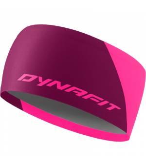 Dynafit Performance Dry 2.0 Headband pink glo čelenka