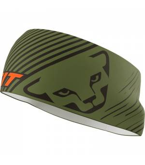 Dynafit Graphic Performance Headband winter moss/striped čelenka
