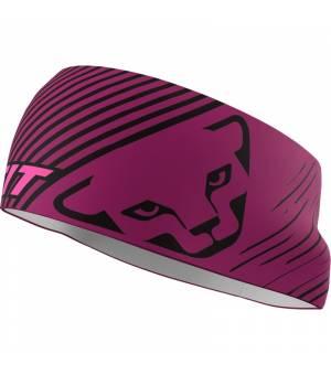 Dynafit Graphic Performance Headband beet red/striped čelenka