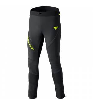 Dynafit Alpine Warm M Pants black out/neon yellow nohavice