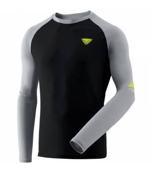 Dynafit Alpine Pro Long-Sleeved M Tee alloy melange tričko