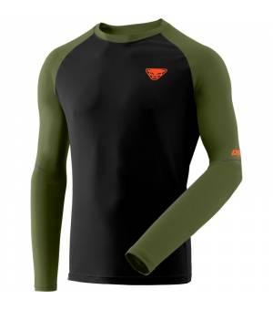 Dynafit Alpine Pro Long-Sleeved M Tee winter moss tričko