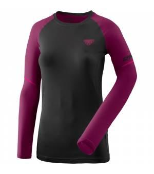 Dynafit Alpine Pro Long-Sleeved W Tee beet red tričko